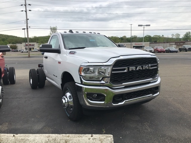 2019 Ram 3500 Regular Cab DRW 4x4,  Cab Chassis #W9326 - photo 1