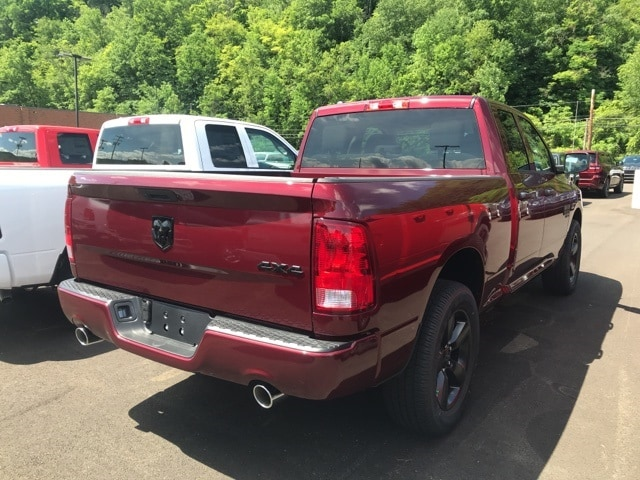 2019 Ram 1500 Quad Cab 4x4,  Pickup #W9345 - photo 2