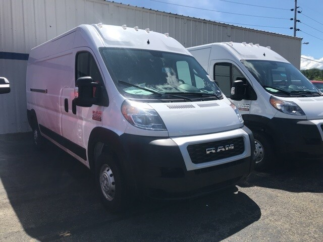 2019 ProMaster 2500 High Roof FWD,  Empty Cargo Van #W9349 - photo 1