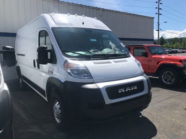 2019 ProMaster 2500 High Roof FWD,  Empty Cargo Van #W9350 - photo 1