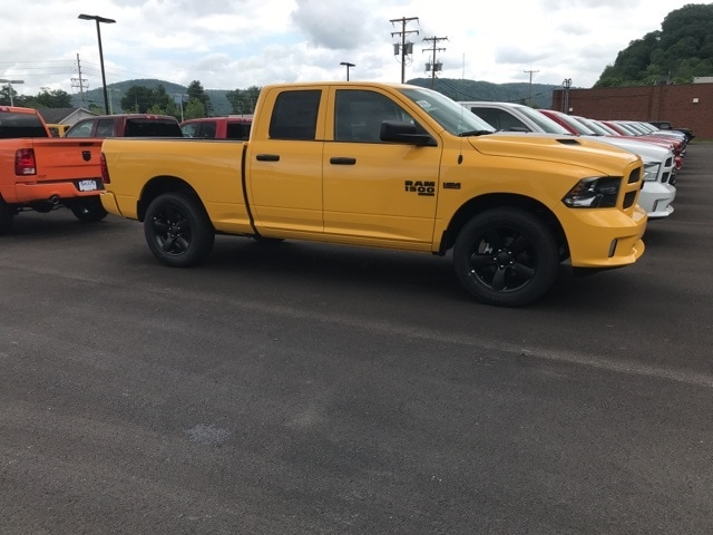 2019 Ram 1500 Quad Cab 4x4,  Pickup #W9363 - photo 4