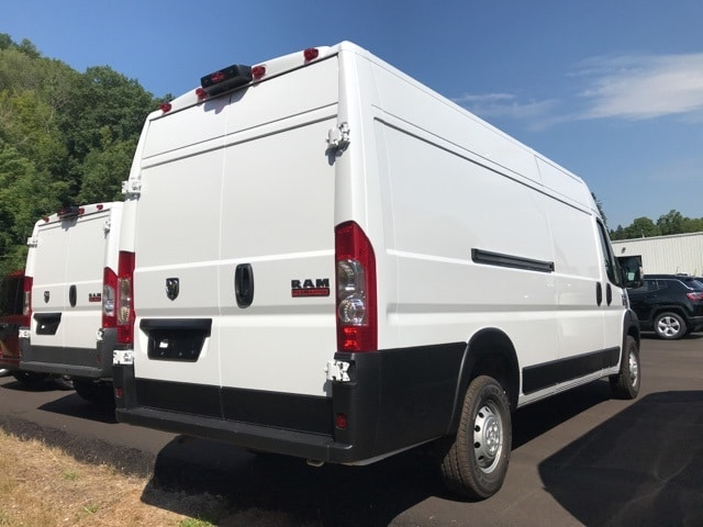2019 ProMaster 3500 High Roof FWD,  Empty Cargo Van #W9392 - photo 1