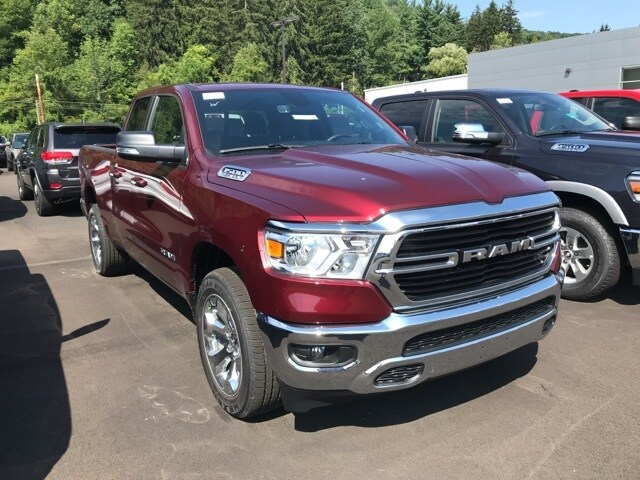 2019 Ram 1500 Quad Cab 4x4,  Pickup #W9394 - photo 1