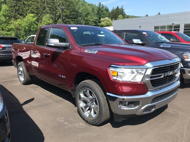 2019 Ram 1500 Quad Cab 4x4,  Pickup #W9394 - photo 4