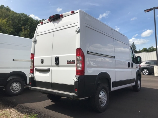 2019 ProMaster 1500 High Roof FWD, Empty Cargo Van #W9417 - photo 1