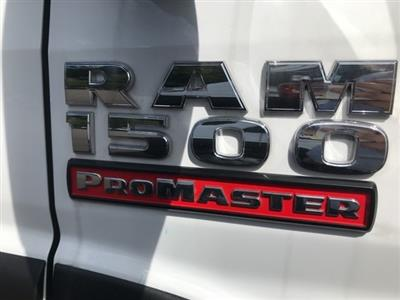 2019 ProMaster 1500 High Roof FWD, Empty Cargo Van #W9417 - photo 9
