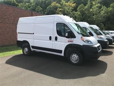 2019 ProMaster 1500 High Roof FWD, Empty Cargo Van #W9417 - photo 4