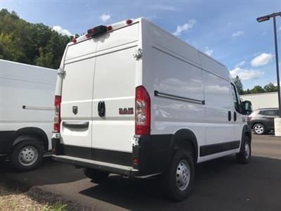2019 ProMaster 1500 High Roof FWD, Empty Cargo Van #W9417 - photo 2