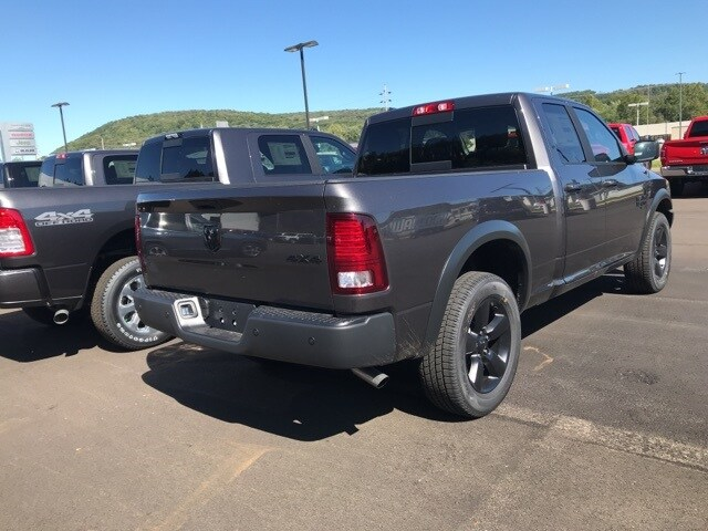 2019 Ram 1500 Quad Cab 4x4,  Pickup #W9424 - photo 3