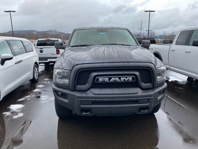 2019 Ram 1500 Quad Cab 4x4, Pickup #W9440 - photo 1