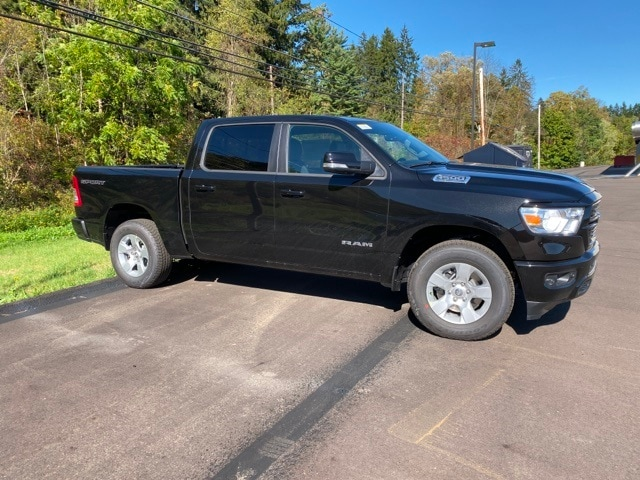 2020 Ram 1500 Crew Cab 4x4, Pickup #WA2035 - photo 4