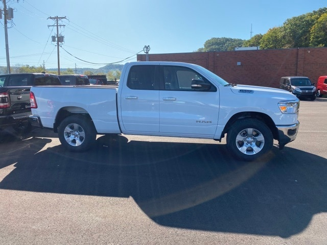2020 Ram 1500 Quad Cab 4x4,  Pickup #WA2043 - photo 4