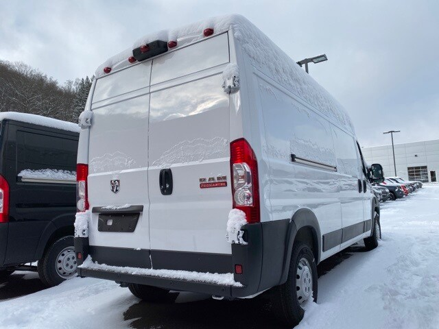 2020 ProMaster 2500 High Roof FWD, Empty Cargo Van #WA2081 - photo 1