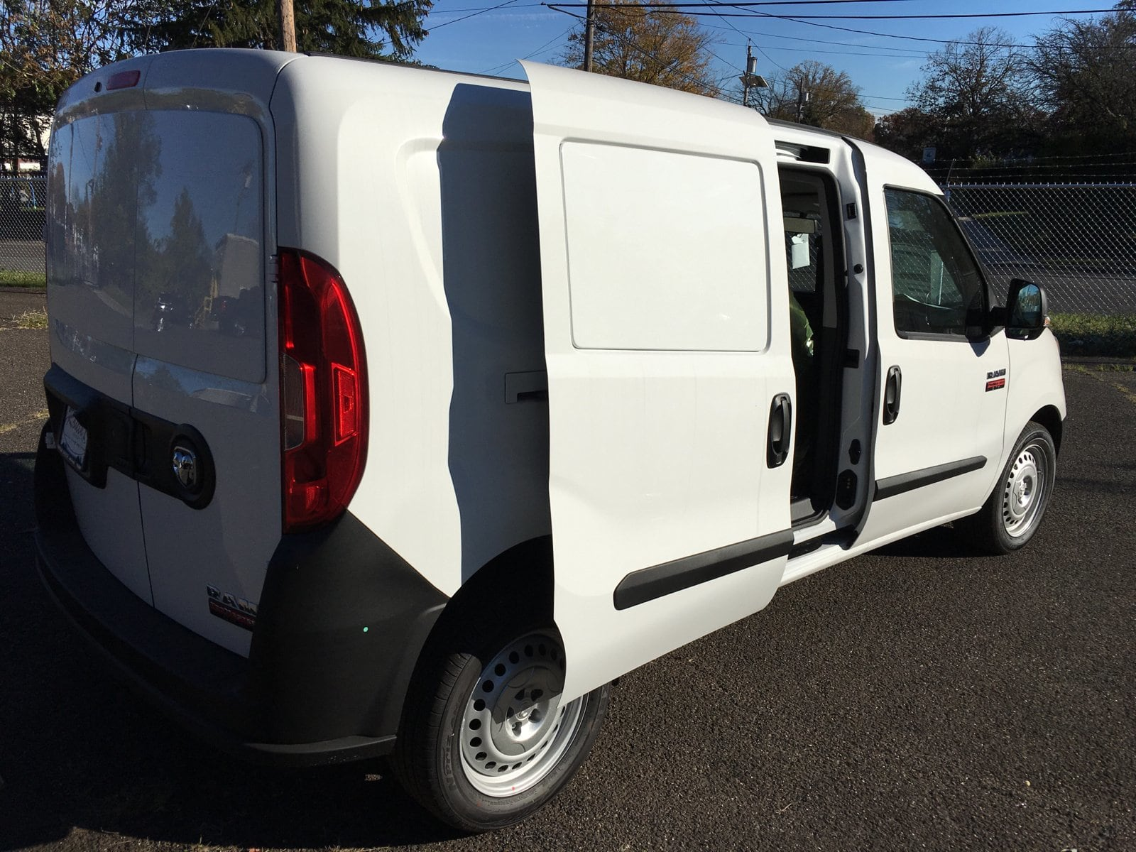 2017 ProMaster City Cargo Van #1756052 - photo 5