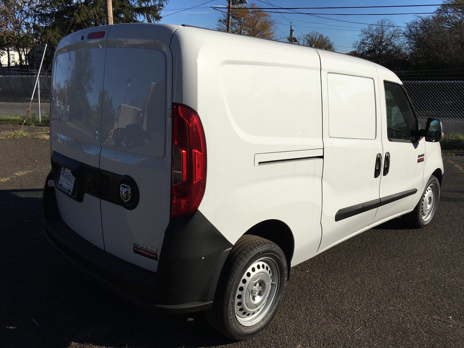 2017 ProMaster City Cargo Van #1756052 - photo 6
