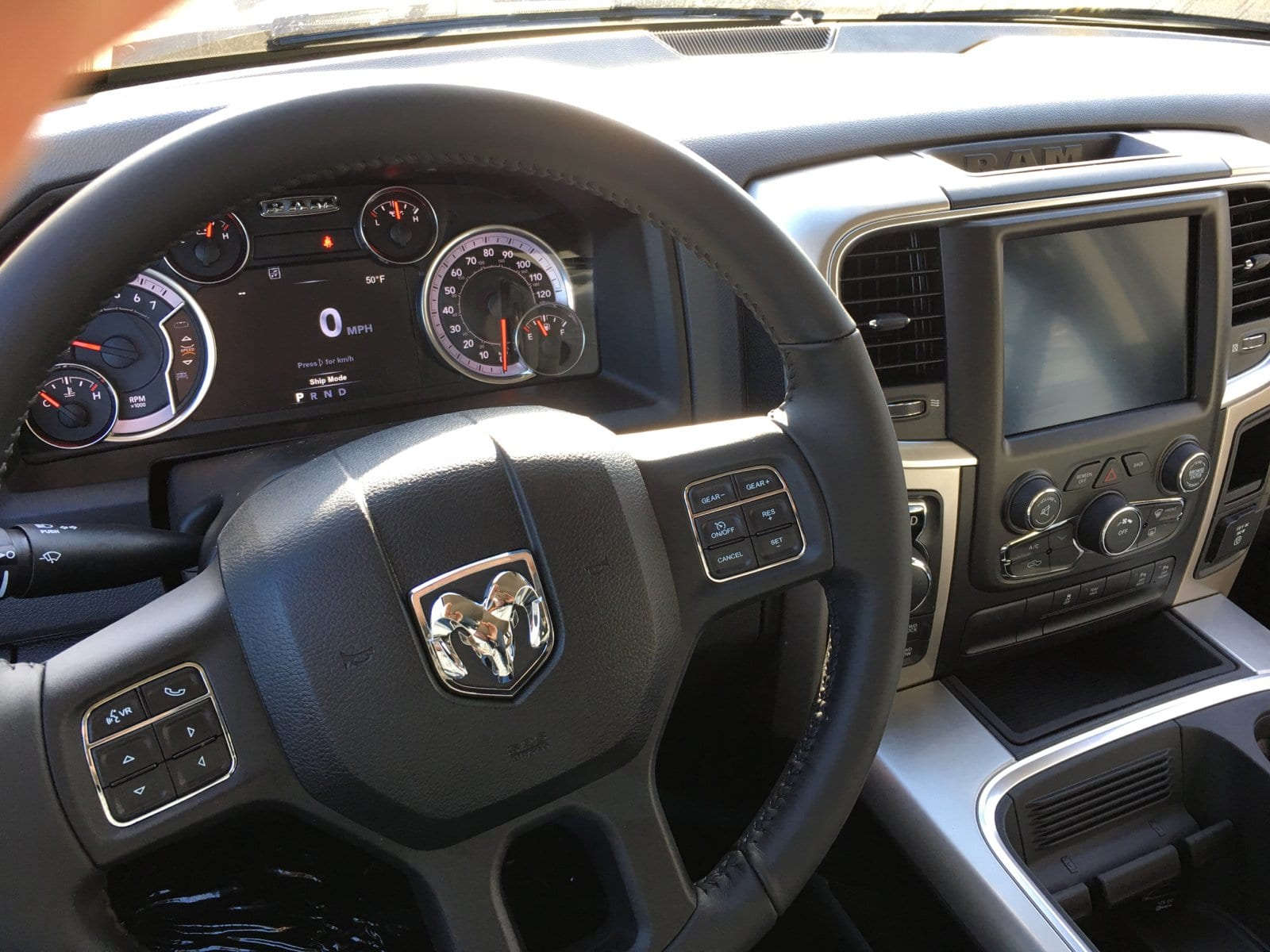 2018 Ram 1500 Quad Cab 4x4 Pickup #1843004 - photo 10