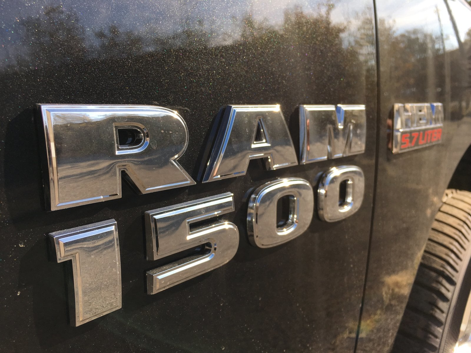 2018 Ram 1500 Quad Cab 4x4 Pickup #1843004 - photo 4