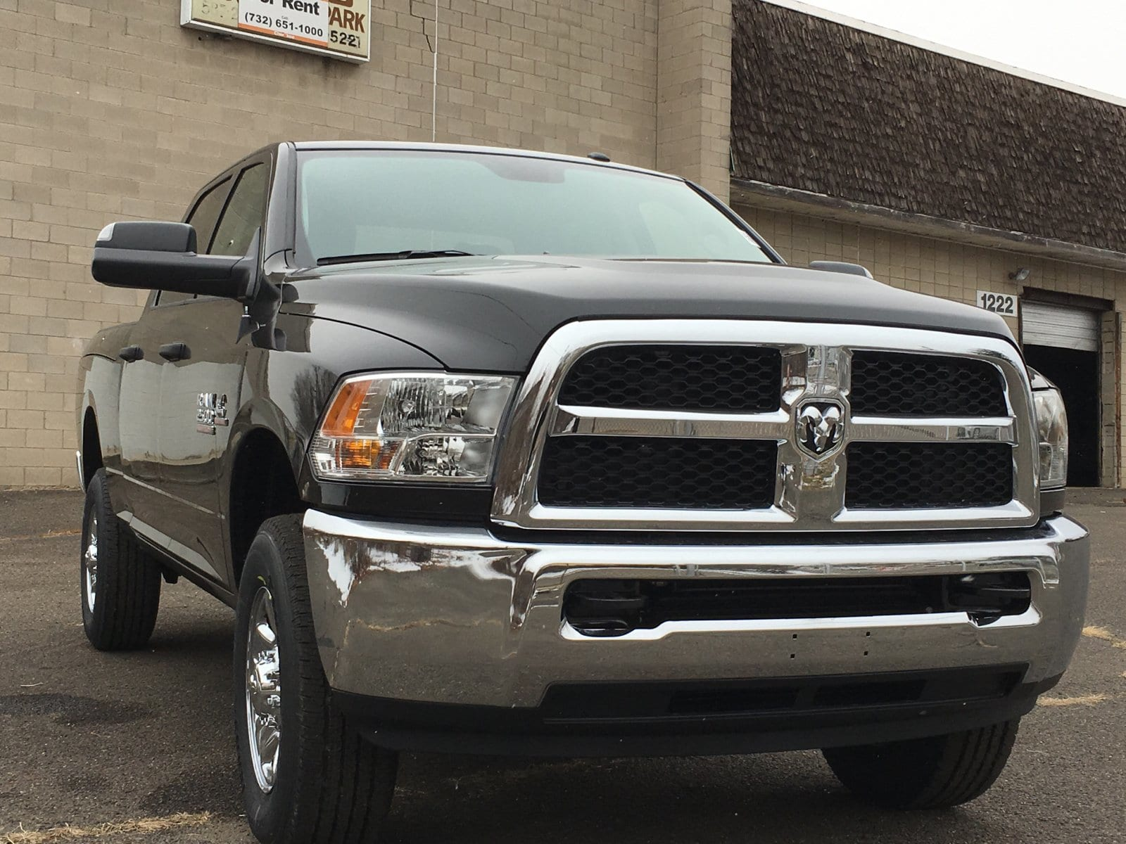 2018 Ram 2500 Crew Cab 4x4, Pickup #1843013 - photo 6
