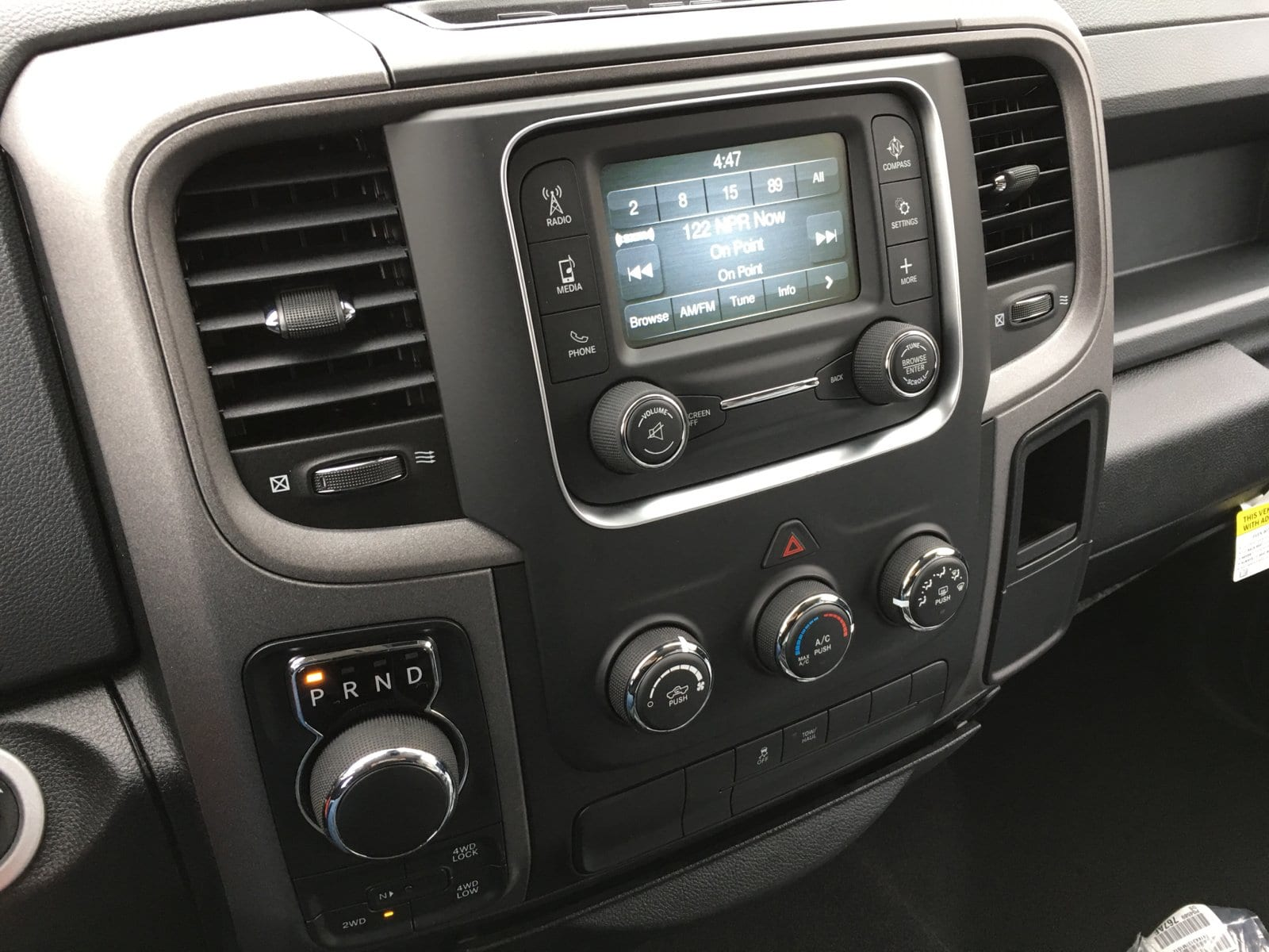 2018 Ram 1500 Quad Cab 4x4 Pickup #1843015 - photo 11