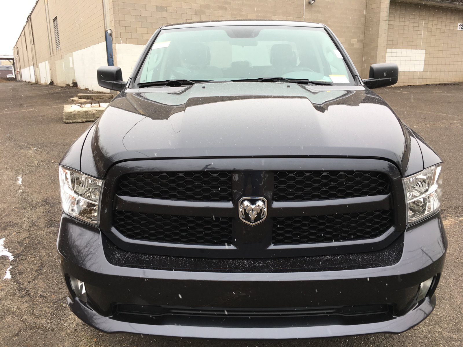 2018 Ram 1500 Quad Cab 4x4 Pickup #1843015 - photo 4