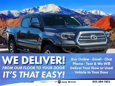 2017 Tacoma Double Cab 4x4, Pickup #25692 - photo 1