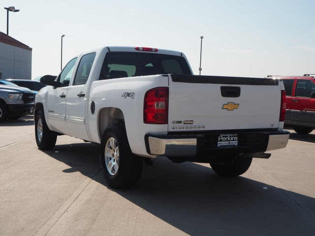 2010 Chevrolet Silverado 1500 Crew Cab 4x4, Pickup #550111A - photo 5