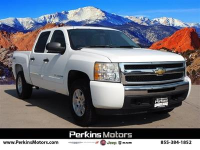 2010 Chevrolet Silverado 1500 Crew Cab 4x4, Pickup #550111A - photo 1