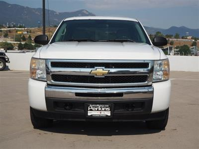 2010 Chevrolet Silverado 1500 Crew Cab 4x4, Pickup #550111A - photo 3