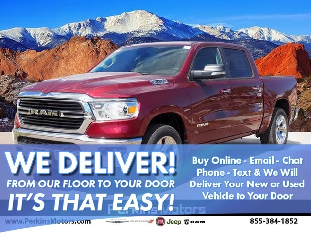 2020 Ram 1500 Crew Cab 4x4,  Pickup #550524 - photo 1