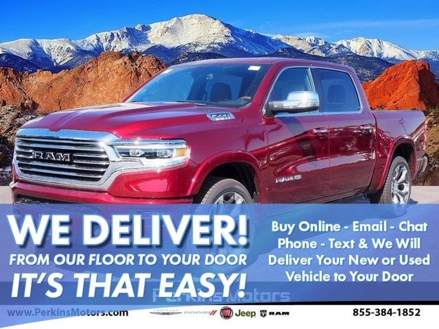 2020 Ram 1500 Crew Cab 4x4,  Pickup #550531 - photo 1