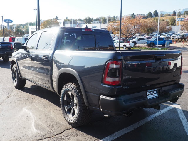 2020 Ram 1500 Crew Cab 4x4,  Pickup #550537 - photo 1