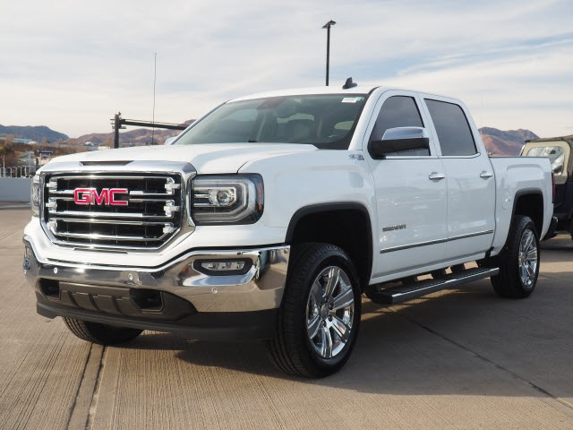 2018 Sierra 1500 Crew Cab 4x4, Pickup #5505582A - photo 4