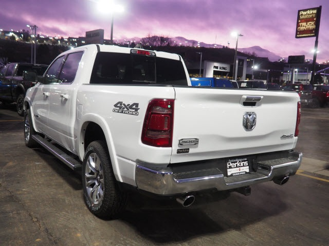 2020 Ram 1500 Crew Cab 4x4,  Pickup #550569 - photo 1