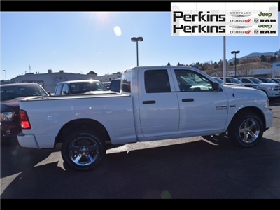 2018 Ram 1500 Quad Cab 4x4,  Pickup #558126 - photo 10