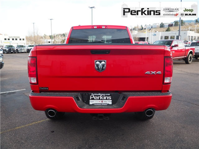 2018 Ram 1500 Quad Cab 4x4,  Pickup #558129 - photo 6