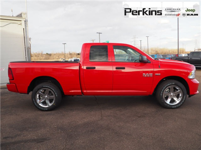 2018 Ram 1500 Quad Cab 4x4,  Pickup #558129 - photo 8