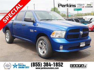 2018 Ram 1500 Crew Cab 4x4,  Pickup #558568 - photo 1