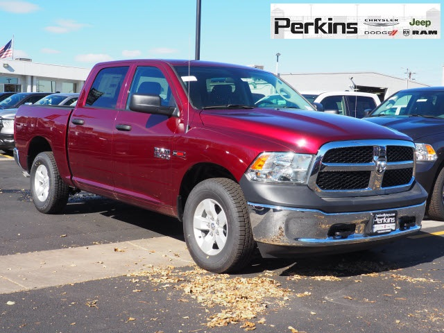 2018 Ram 1500 Crew Cab 4x4,  Pickup #558592 - photo 1