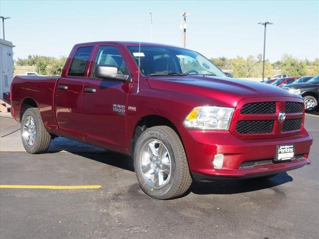 2019 Ram 1500 Quad Cab 4x4,  Pickup #559106 - photo 3