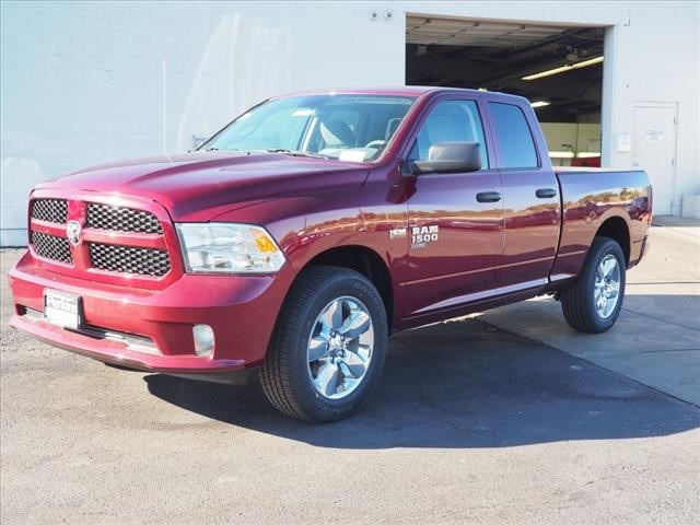 2019 Ram 1500 Quad Cab 4x4,  Pickup #559106 - photo 1