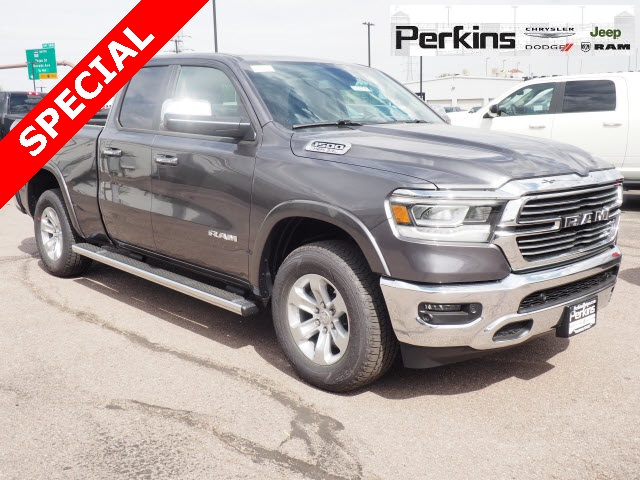 2019 Ram 1500 Quad Cab 4x4,  Pickup #559518 - photo 3