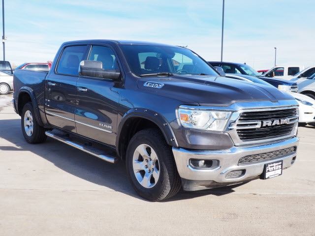2019 Ram 1500 Crew Cab 4x4,  Pickup #559521 - photo 1