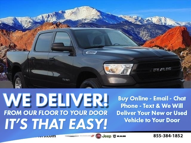 2019 Ram 1500 Crew Cab 4x4,  Pickup #559536 - photo 3