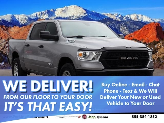 2019 Ram 1500 Crew Cab 4x4,  Pickup #559539 - photo 3