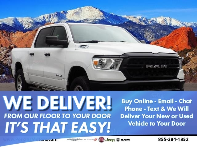 2019 Ram 1500 Crew Cab 4x4,  Pickup #559540 - photo 3