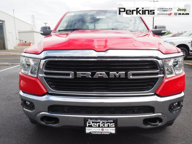 2019 Ram 1500 Crew Cab 4x4,  Pickup #559545 - photo 4
