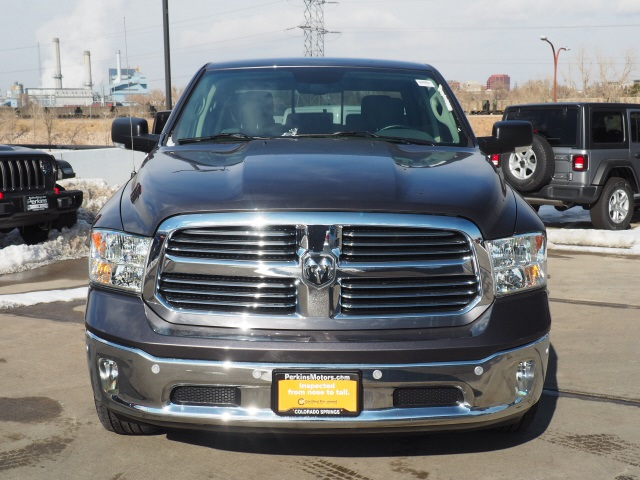 2019 Ram 1500 Crew Cab 4x4,  Pickup #559574 - photo 5