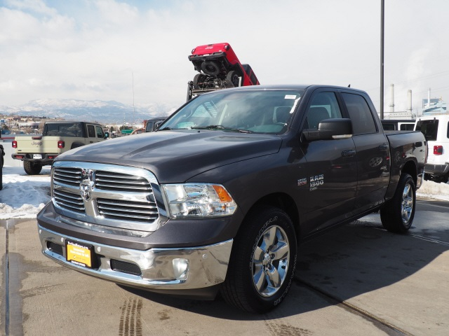 2019 Ram 1500 Crew Cab 4x4,  Pickup #559574 - photo 4