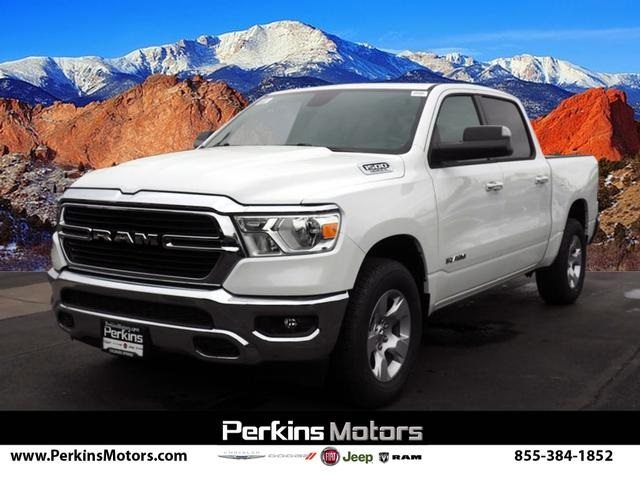 2019 Ram 1500 Crew Cab 4x4,  Pickup #559705 - photo 1