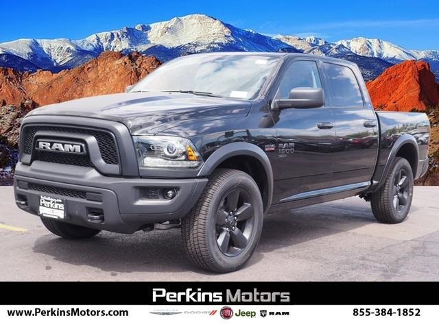 2019 Ram 1500 Crew Cab 4x4,  Pickup #559765 - photo 1